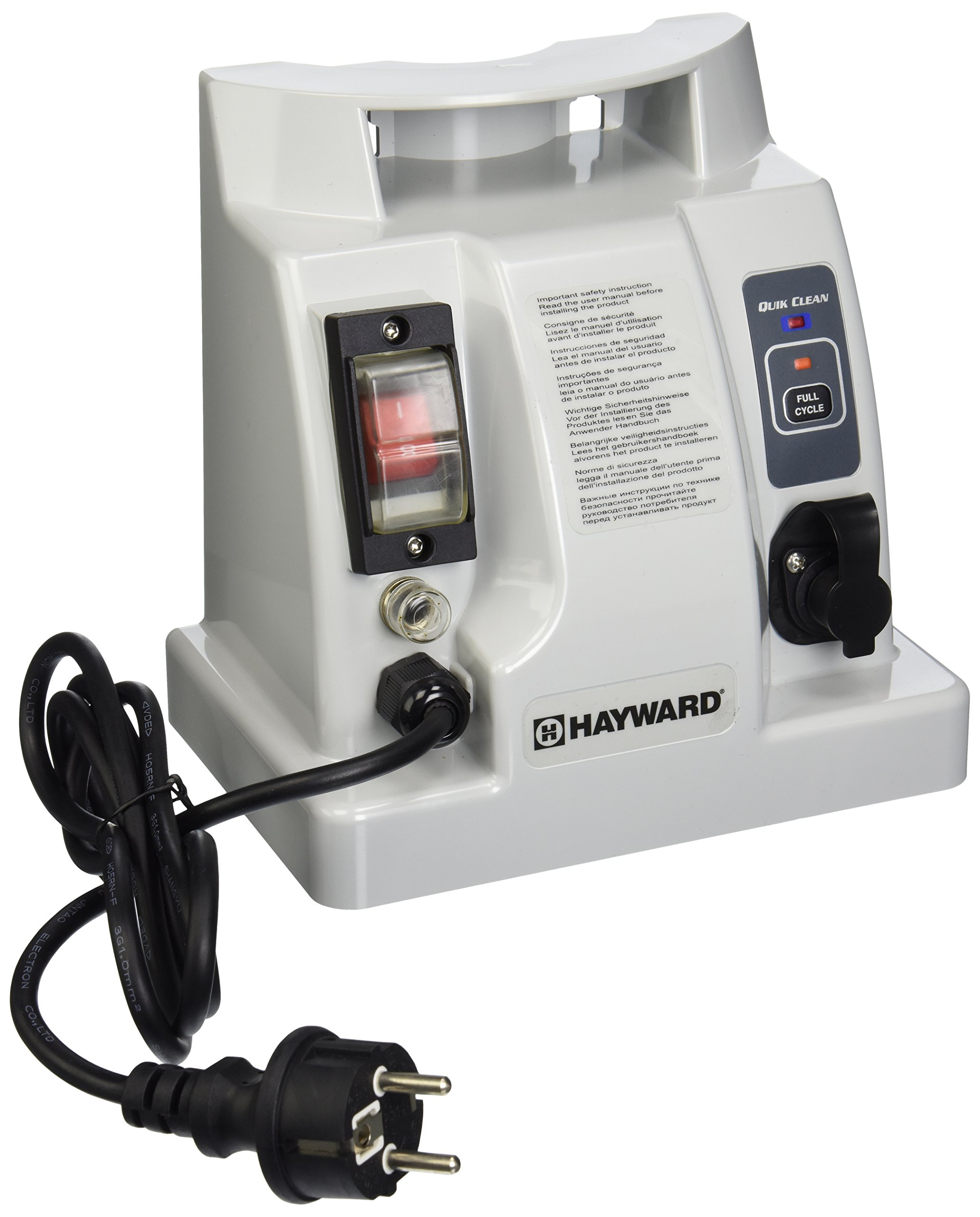 Hayward RCX97454QC 240-volt A/C Power Supply Replacement for Hayward TigerShark Quick Clean Robotic Pool Cleaner