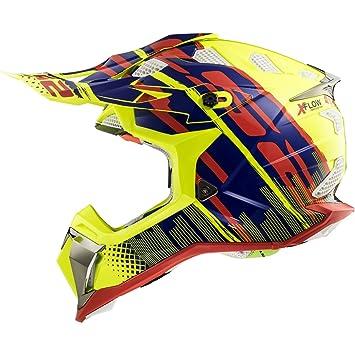 LS2-404702154L/162 : LS2-404702154L/162 : Casco enduro offroad motocross