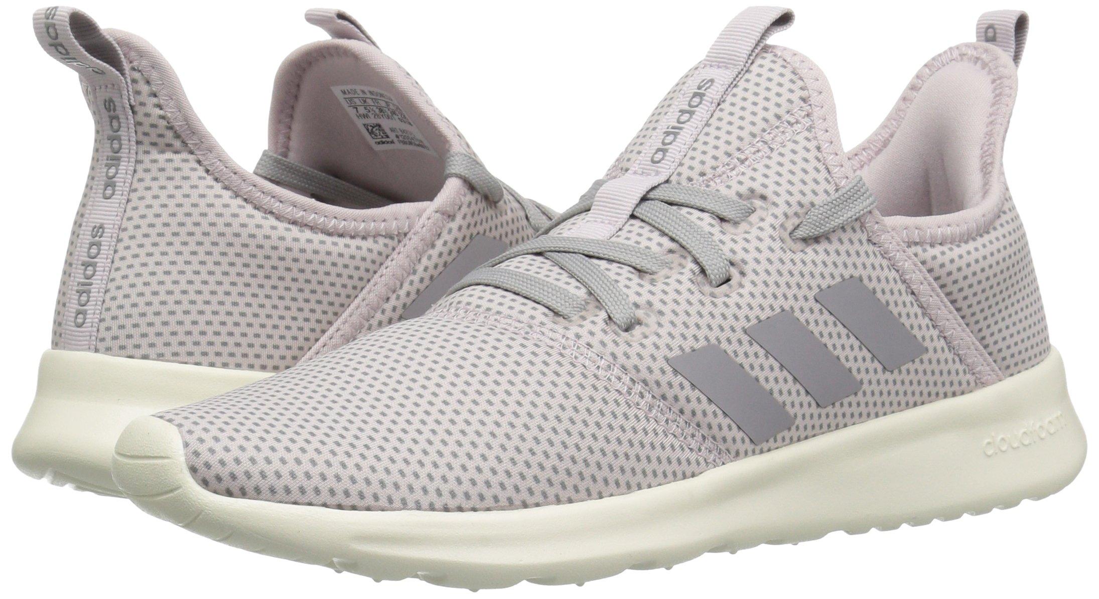 adidas Performance Women's Cloudfoam Pure Running Shoe, Ice Purple/Grey/White, 5 M US by adidas (Image #5)