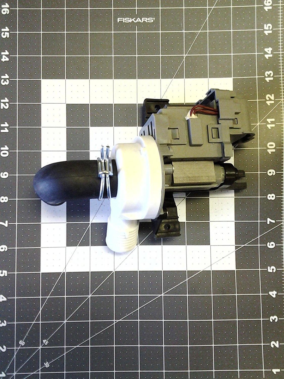 W10536347 Heavy Duty Drain Pump Whirlpool