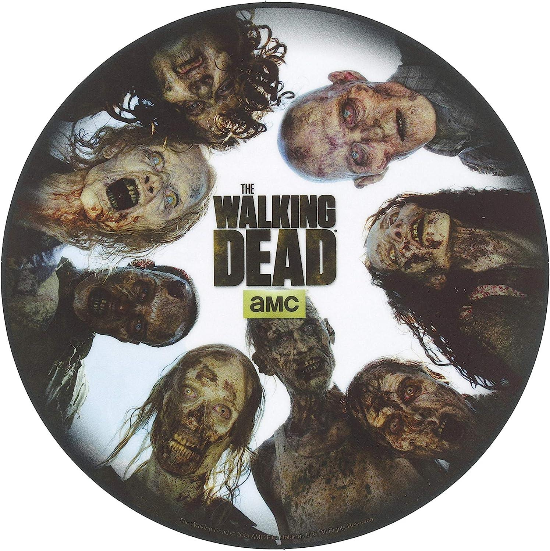 ABYstyle -The Walking Dead - Alfombrilla De Raton - círculo zombie: Amazon.es: Videojuegos