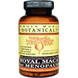 Whole World Botanicals Royal Maca For Menopause - 120 VCaps