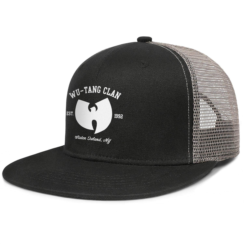 Dmamgk loang Pattern Punk Hip-hop Snapback Hats Unisex Flat Brim Mesh Cap