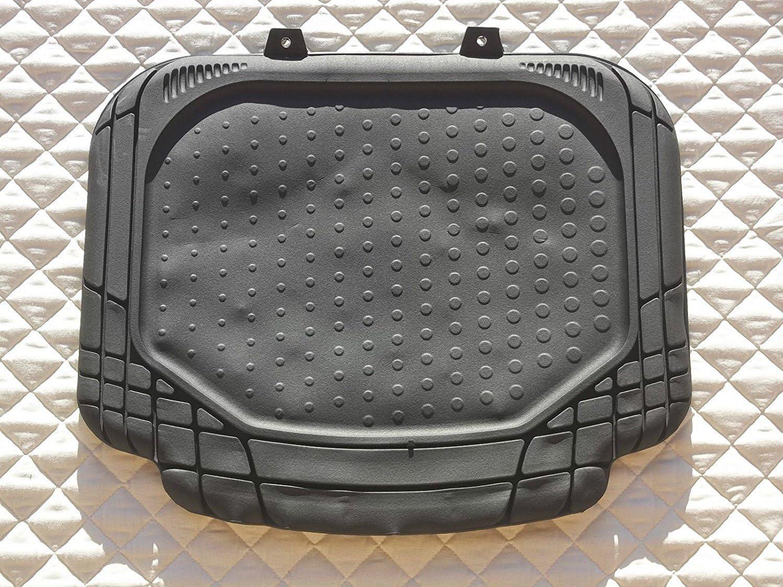 To Fit A Volvo C30 Rubber Car Mats Quadri Grey Carpet 4 Piece Universal Set