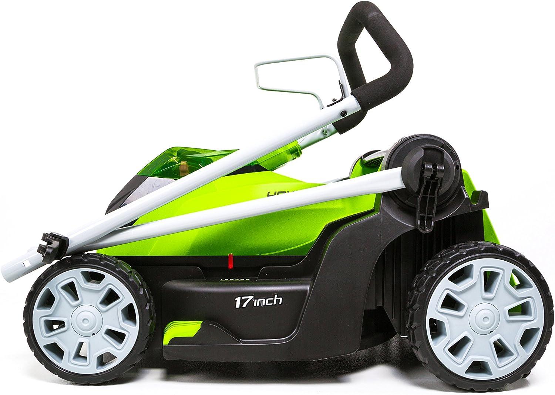 Greenworks MO40B01 Cordless Lawn Mower