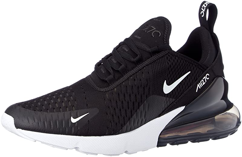 Nike Air Max 270 Sneakers Herren Schwarz/Weiß/Anthrazit