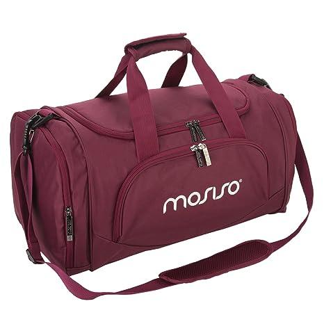 53f23b7257 Mosiso Polyester Fabric Foldable Travel Luggage Multifunctional ...