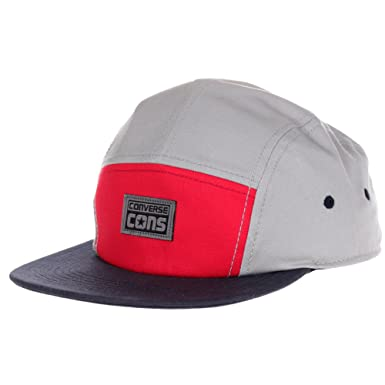 8ecb85c3df9c Converse Cons Five Panel Mens Baseball Cap Hat - Navy  Amazon.co.uk   Clothing