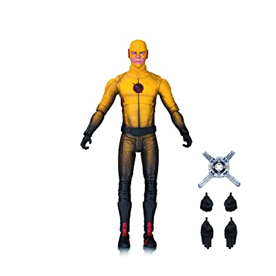 DC Collectibles The Flash TV: Reverse-Flash Action Figure: Toy: Toys & Games