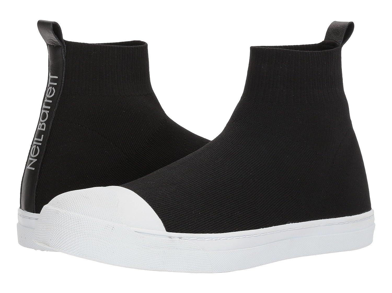 [ニールバレット] メンズ スニーカー Tech Knit Skater High Top Sneaker [並行輸入品] B07B8NJM2N