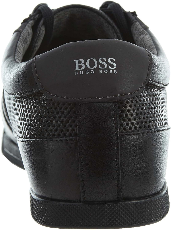 8 Black Hugo Boss Shuttle/_Tenn/_Lux Mens Style 50379248-001 Size