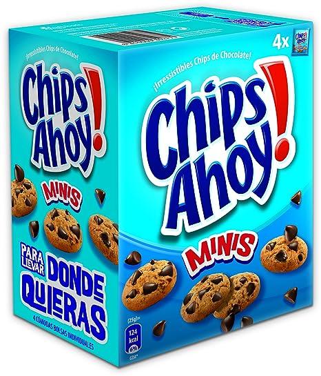 Minis- Galleta con gotas de chocolate, 160 g