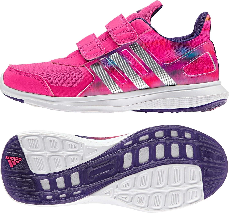 adidas Zapatillas Hyper Fast 2.0 Niños, Pink/Bunt, 10K UK - 28 EU: Amazon.es: Deportes y aire libre