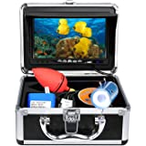 Underwater Fish Finder Anysun? Professional Fishing Video Camera with 7 TFT Color LCD Hd Monitor 700tvl CCD 15M Cable…