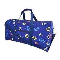 """Fashion Travel Cheer Gym Duffle Bag 21"""""""