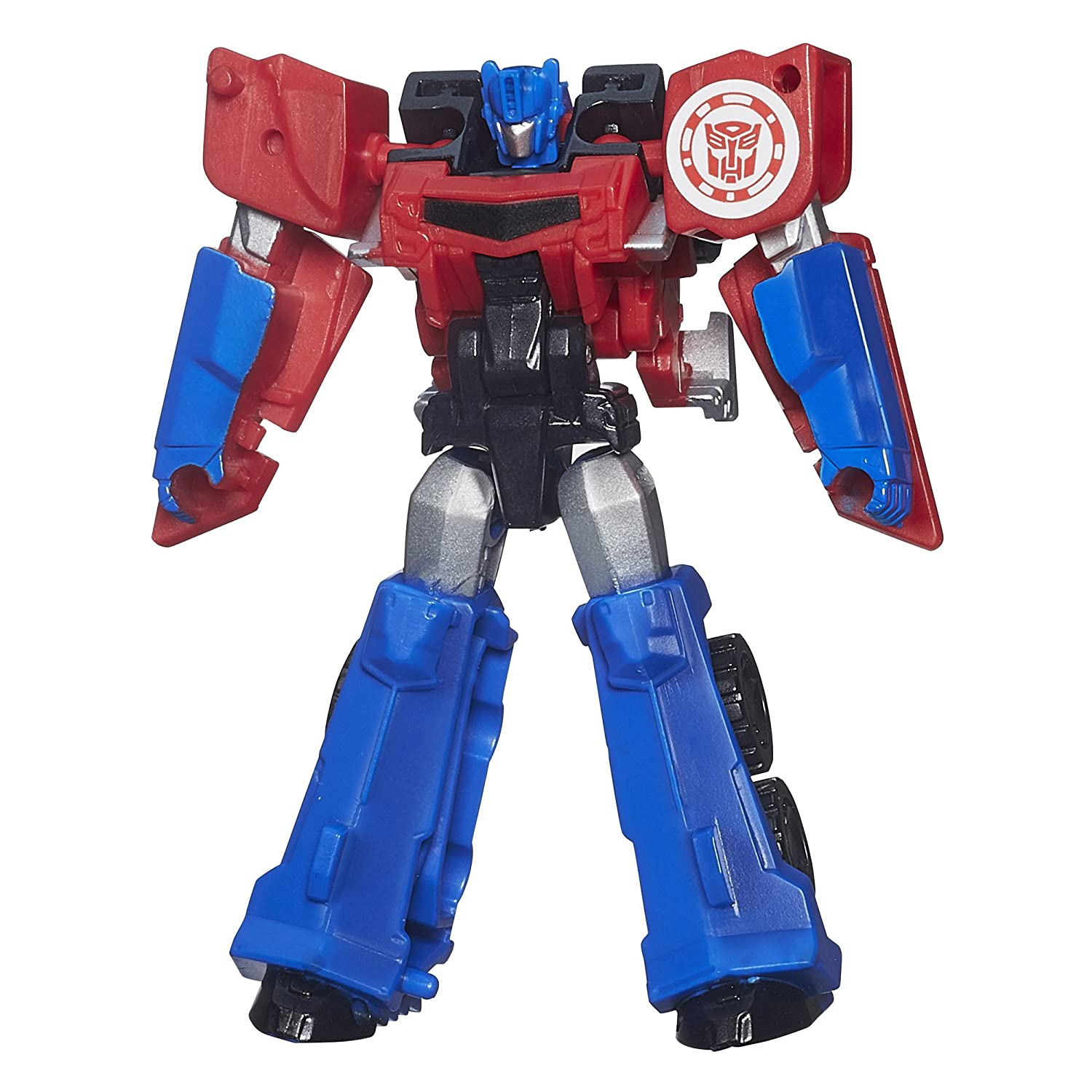 TRANSFORMERS Robots in Disguise Legion Class Optimus Prime Figure B0894AS0