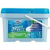 Clorox Pool&Spa Xtra Blue 3-Inch Long Lasting Chlorinating Tablets, 5-Pound 23005CLX