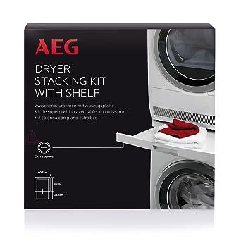 Zwischenbaurahmen Waschmaschine Trockner AEG Electrolux 9160931557 SKP11 Amazonde Elektro Grossgerte