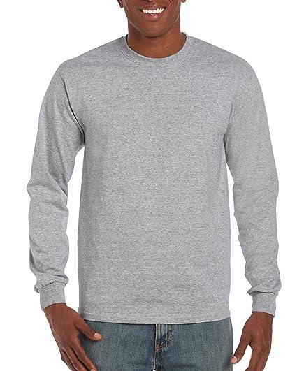 Gildan Men s Ultra Cotton Jersey Long Sleeve Tee dda1db7ea47
