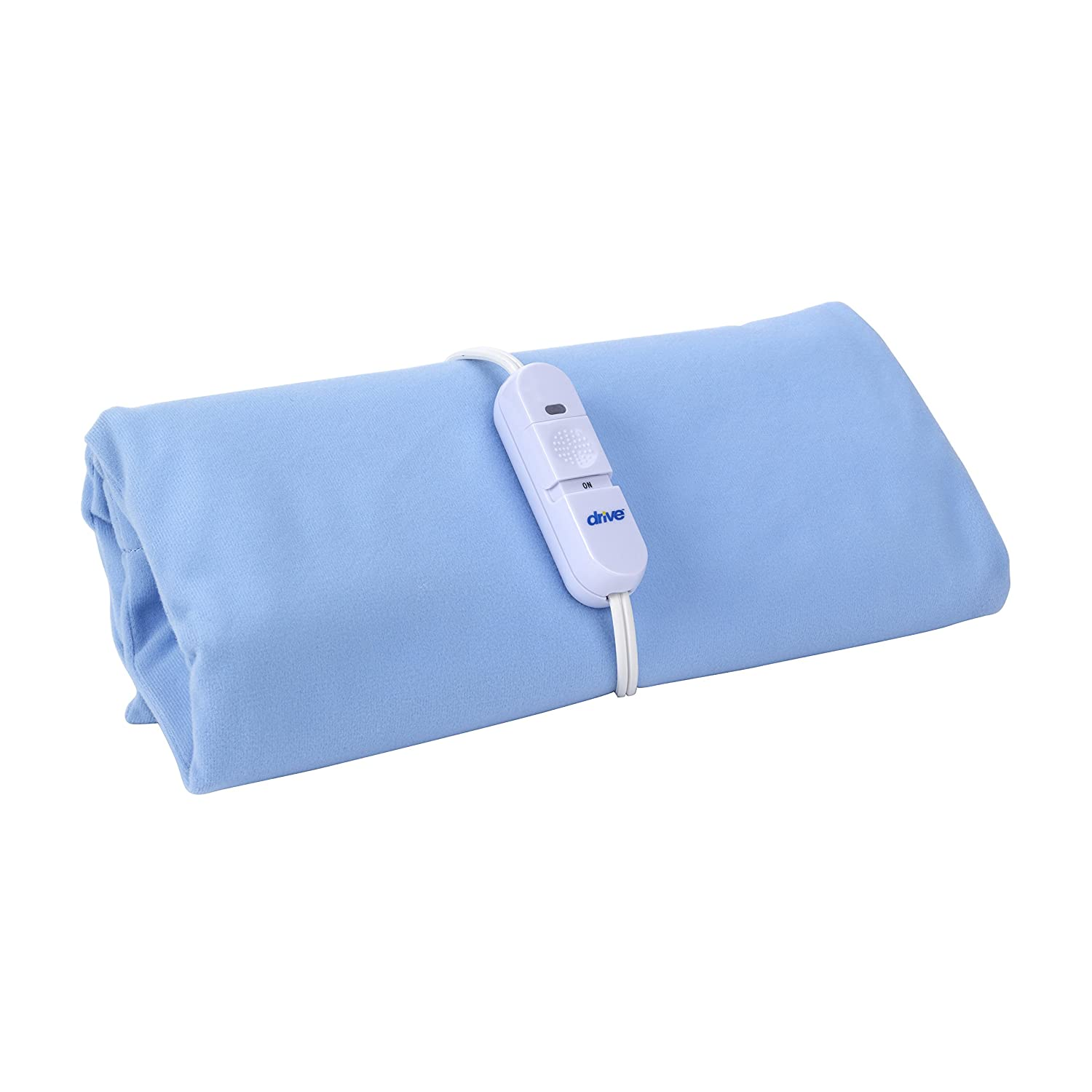 Drive Medical Moist-Dry Heating Pad, Blue