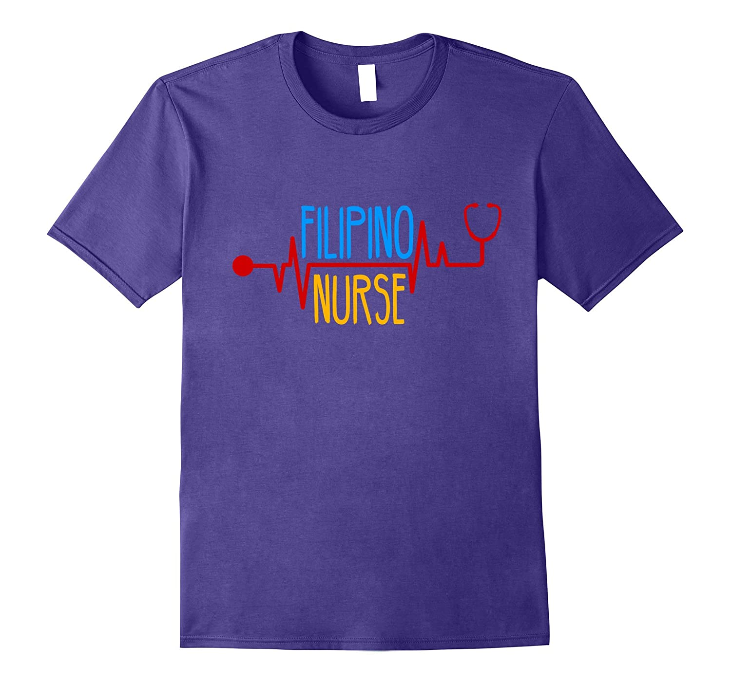 Filipino Nurse T-Shirt-Vaci