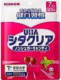 UHAシタクリア ノンシュガーキャンディ 舌から始まる健康習慣 アロマミント味 21粒 7日分