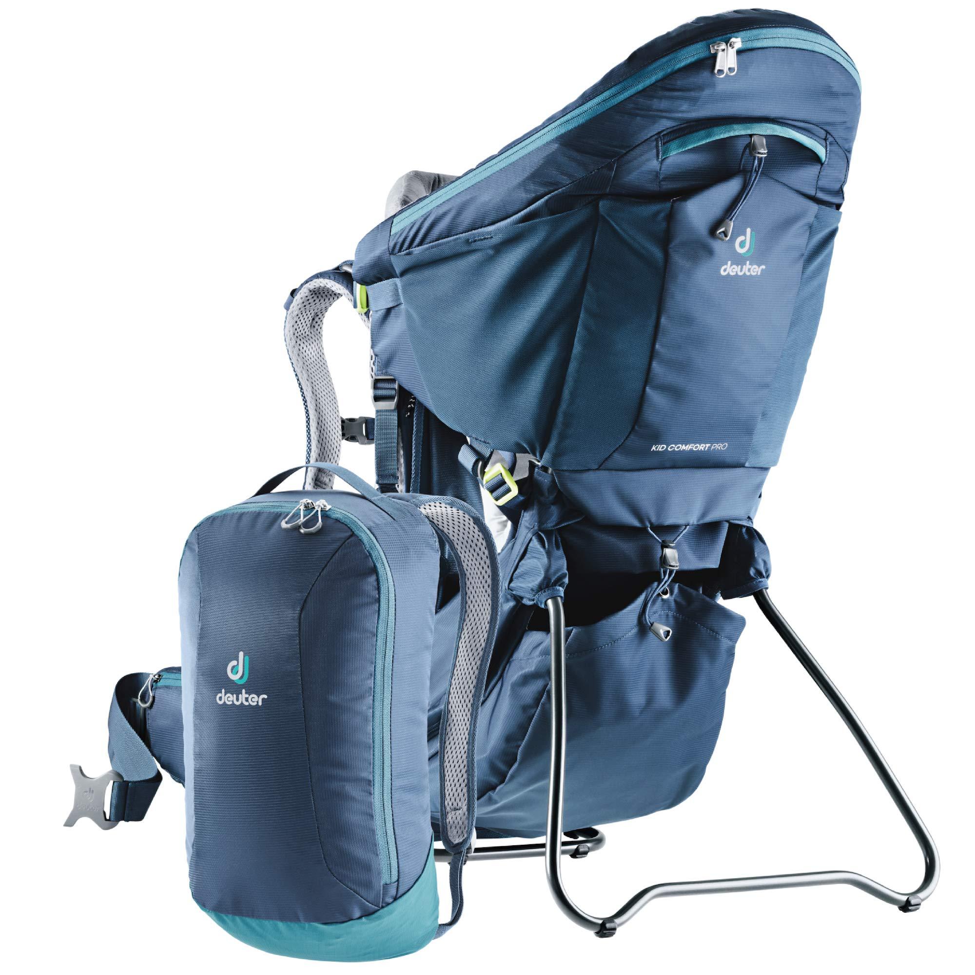 Deuter Kid Comfort Pro - Child Carrier Backpack, Midnight