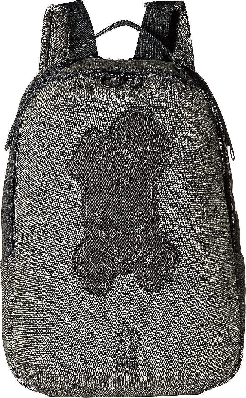 d1e446a2213 Amazon.com   PUMA Men s Puma x XO by The Weeknd Backpack Puma Black Acid  Wash One Size   Casual Daypacks