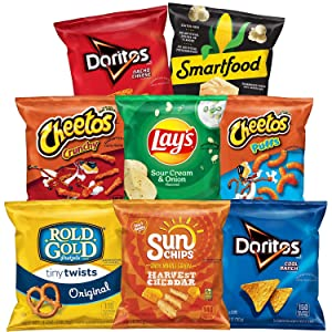 Frito-Lay Fun Times Mix Variety Pack, 40Count