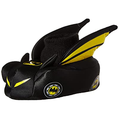 Batman Toddler Boy's Batmobile Slipper