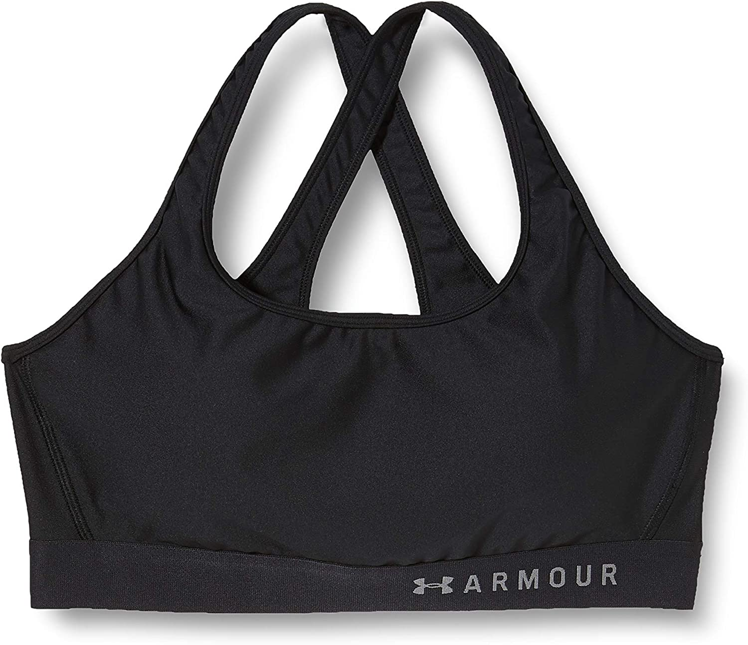 SMALL Details about  /Under Armour Women/'s UA Armour Mid Crossback Sports Bra 1351985