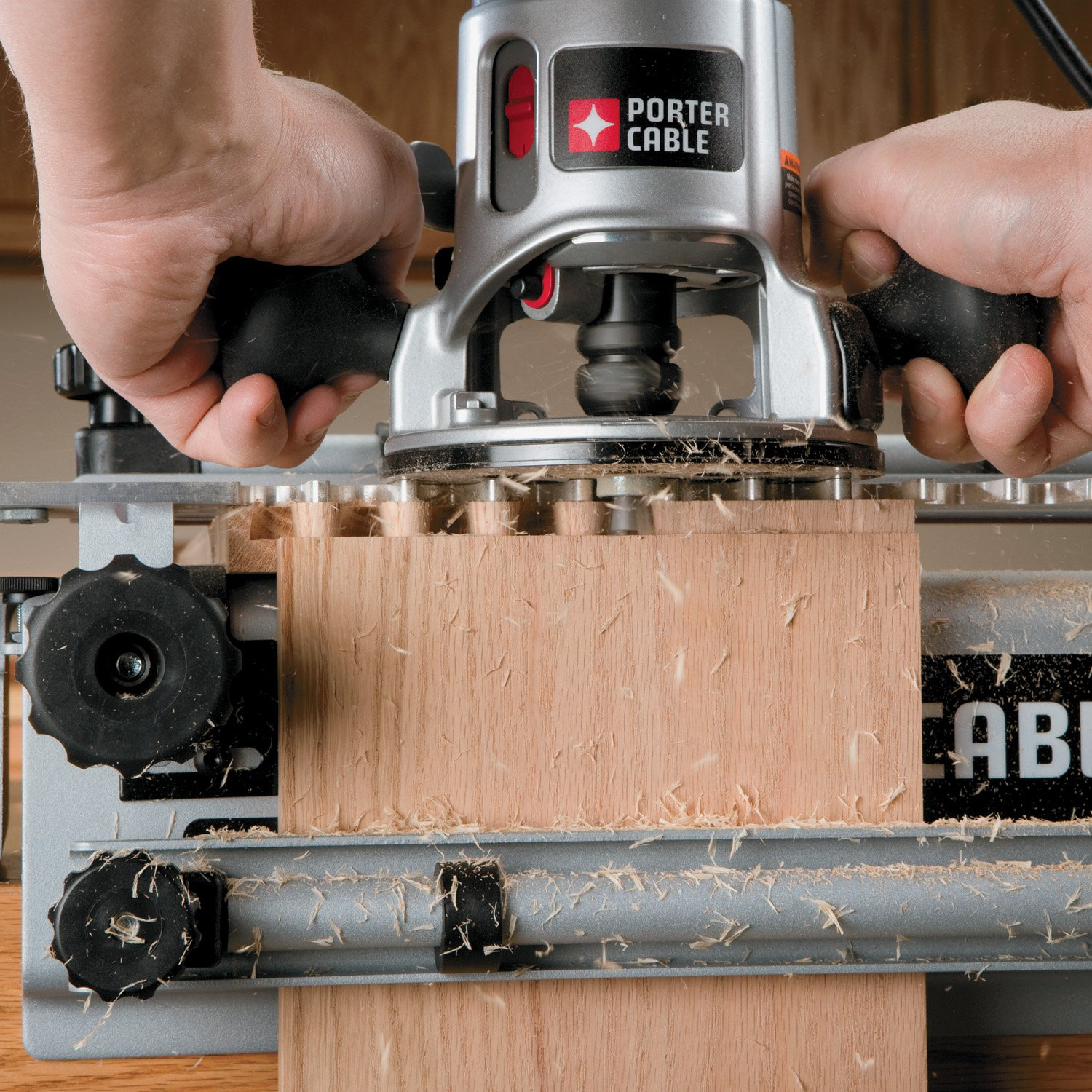PORTER-CABLE 4210 12-Inch Dovetail Jig Tools & Home Improvement ...