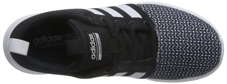 ef83ad0ea1ef4 adidas neo Men s Cf Swift Racer Cblack Ftwwht Cblack Sneakers - 10 UK India  (44.67 EU) (CG5731)  Buy Online at Low Prices in India - Amazon.in