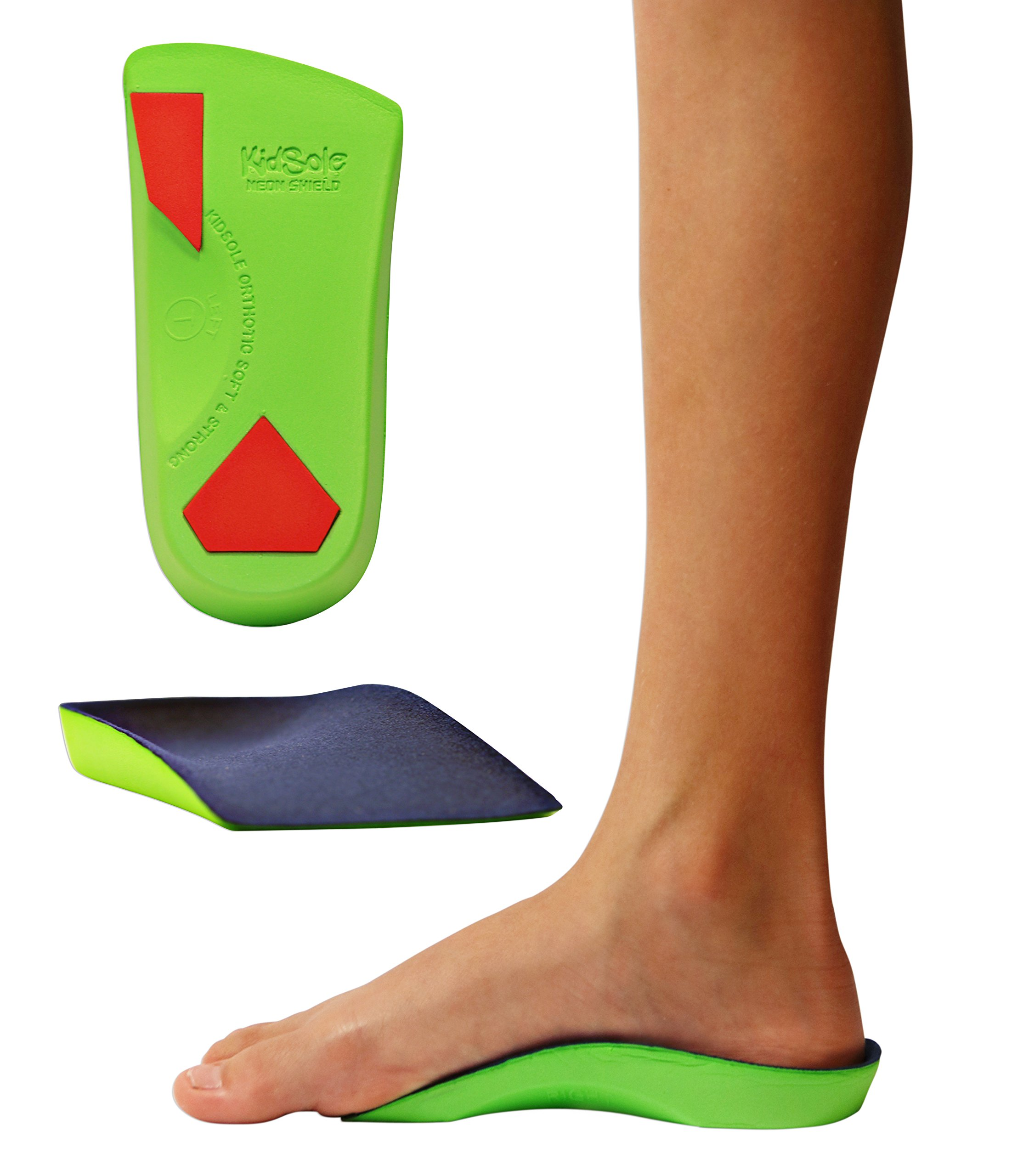 Amazon Com Footminders Kids Orthotic Inserts Pediatric Arch