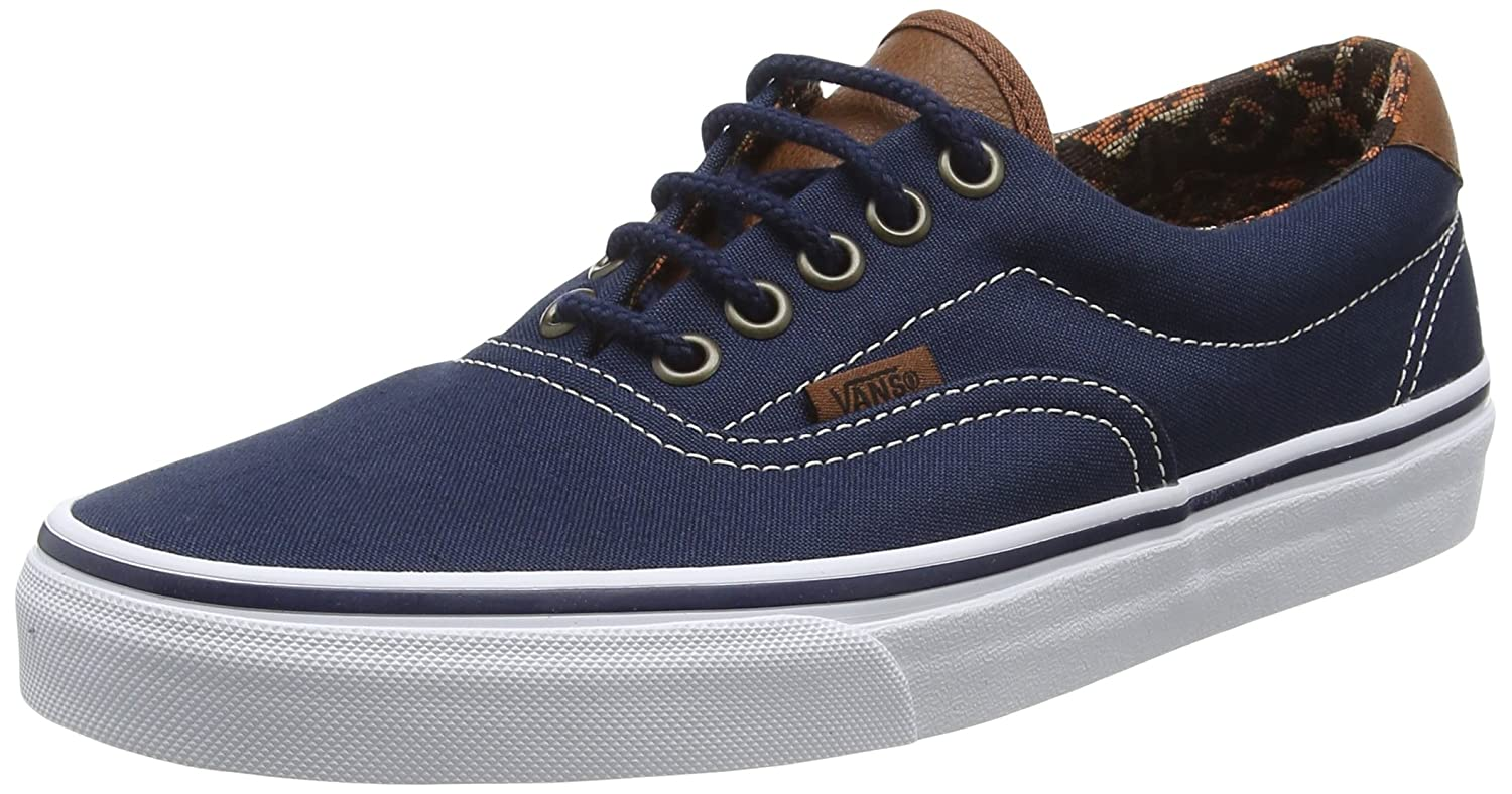 Vans Era 59 B01DXA9JZ0 7.5 M US Women / 6 M US Men|Dress Blues/Italian Waves