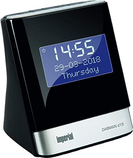 Imperial DABMAN d15 - Radio (Reloj, Digital, Dab+,UKW, 2 W ...