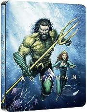 Aquaman Steelbook (Blu-Ray)