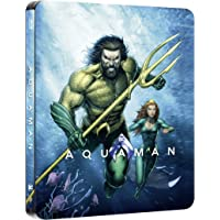 Aquaman Steelbook (Blu-Ray)