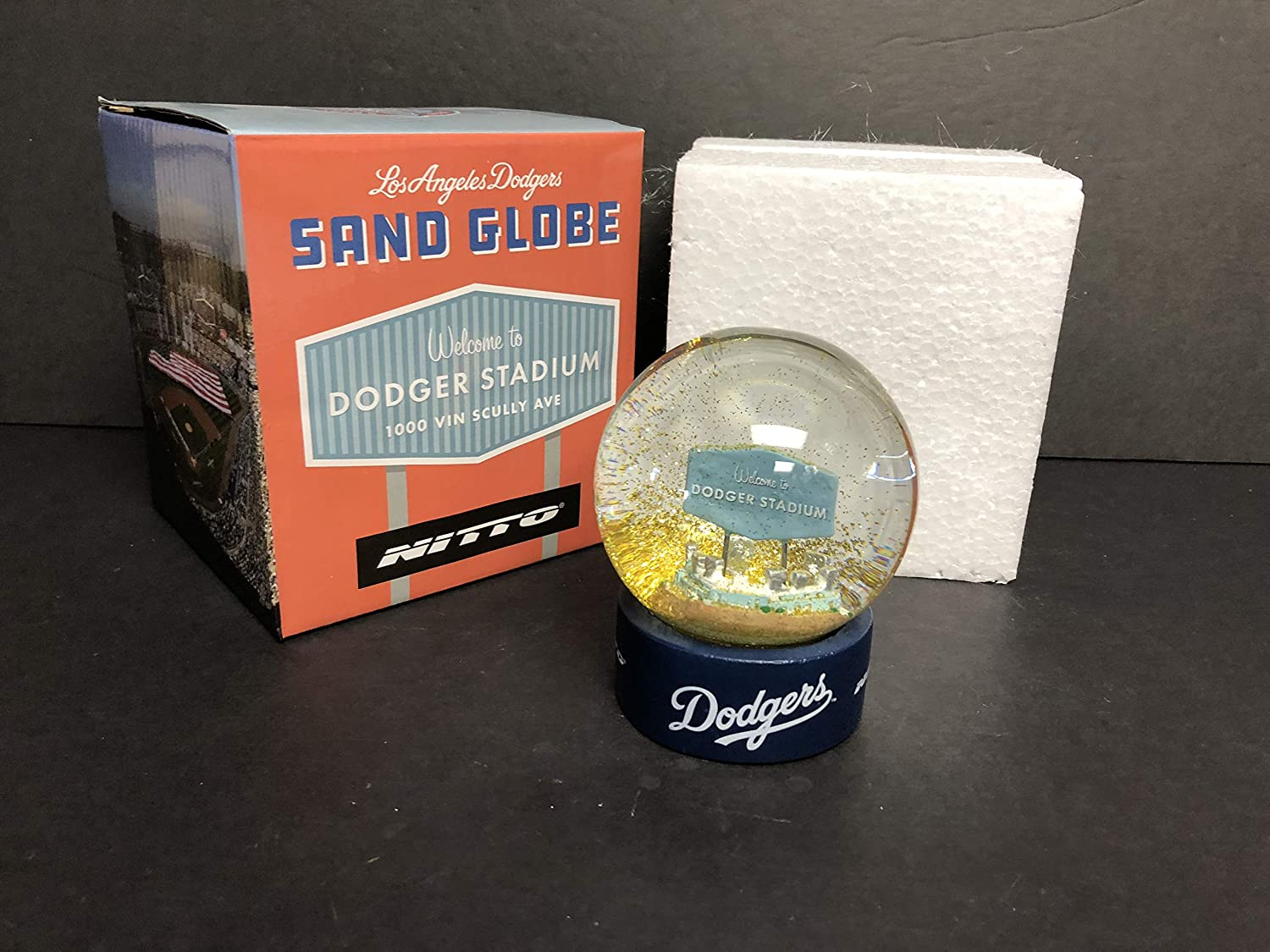 Los Angeles Dodgers Sand Globe SGA