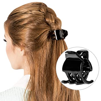 Amazon Rc Roche Ornament Womens Criss Cross 3 Claw Hair Clips