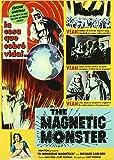 The Magnetic Monster [Francia] [DVD]