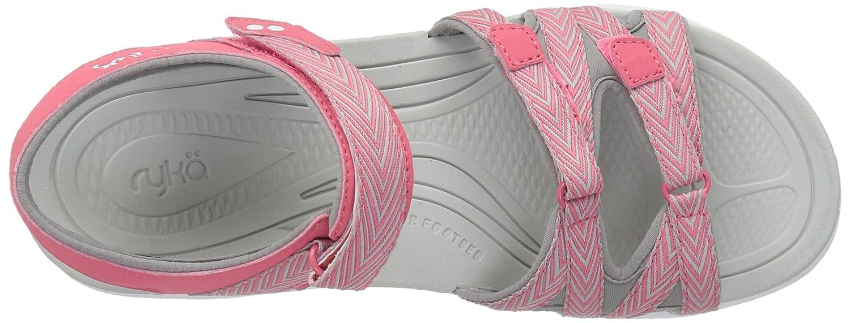 Ryka Sandal Women's Savannah Sandal Ryka B01KWH5GHM 8 W US|Coral/Grey e4c28f