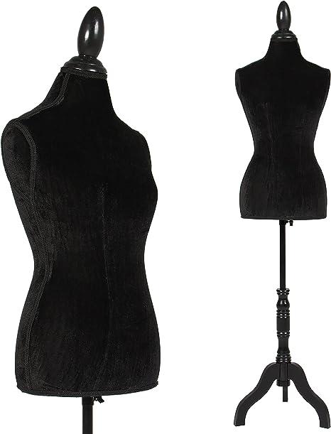 TRM Vintage Metal Dress Form Dressmaker Model