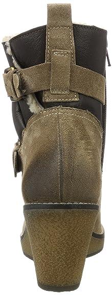 MANAS Damen 172m5501ehy Stiefel: : Schuhe & Handtaschen