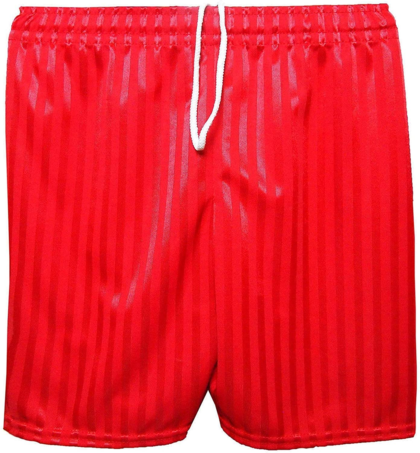 Pull Up Short MyShoeStore Unisex PE Shorts Boys Girls Kids Children Adults Back to School Uniform Shadow Stripe Sports Gym Football Games P.E