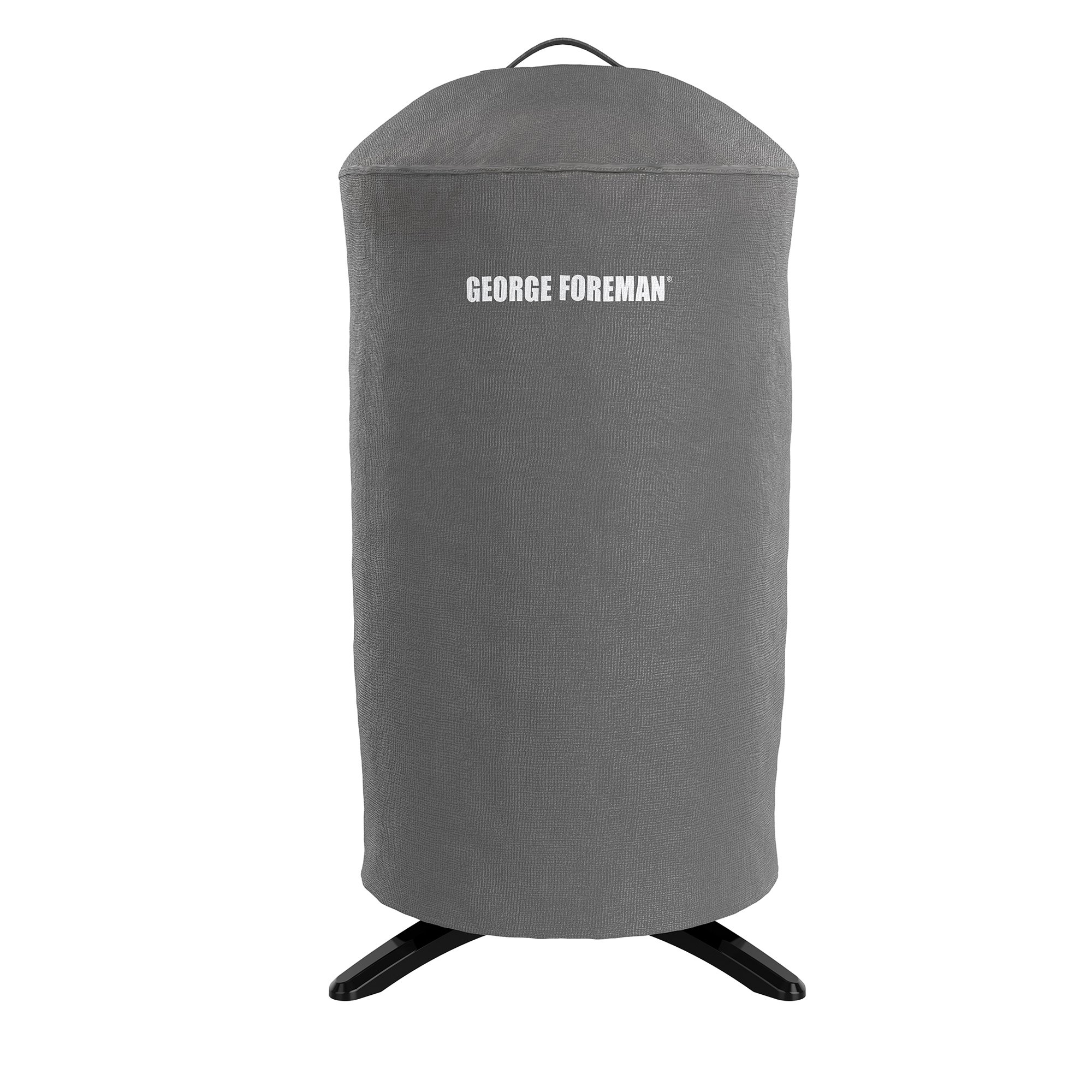 George Foreman GFA0240RDCG Round Grill Cover, Gray by George Foreman