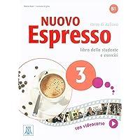 Nuovo espresso. Libro dello studente e esercizi. Corso di italiano B1. Con DVD: 3