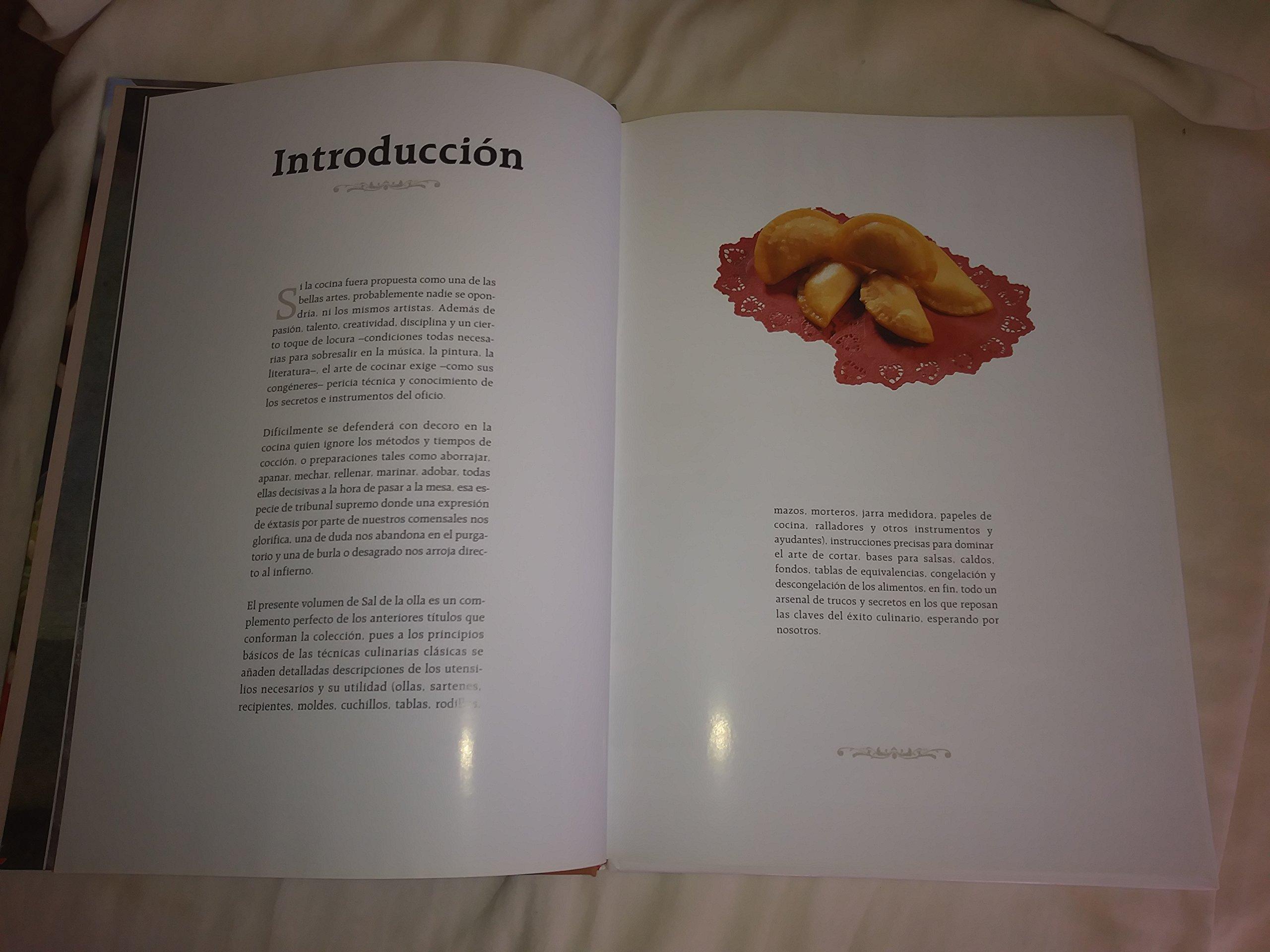 sal de la olla cocina paso a paso trucos culinarios: simpel sl: 9789587060546: Amazon.com: Books