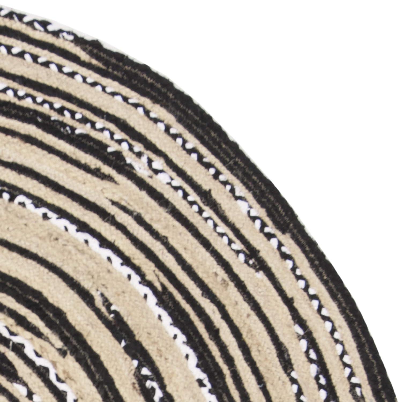 Safavieh CAP209Z-3R Area Rug 3 Black