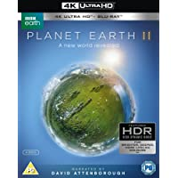 Planet Earth II (4k UHD + Blu-ray)